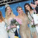 14- A apresentadora Vera Toledo, a Miss Itajaí 2017 Anissa Cunha, a jornalista e coordenadora Danny Reis e miss simpatia Jefinner Mercedes