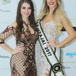 15- Dra. Sonara Albino e a Miss Itajaí Anissa Cunha