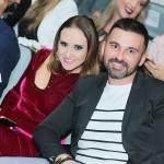 17 - A apresentadora do Ver Mais Ric Tv Christina Ramires e o empresário Gleidson Silvério