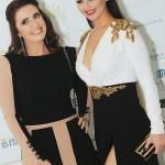 9 A estilista Karla Vivian e Vanessa Molleri foram juradas na noite de gala