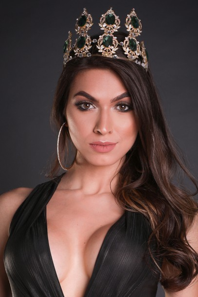MISS LAGES 2018 - CAROLINE ISABELA COSTA