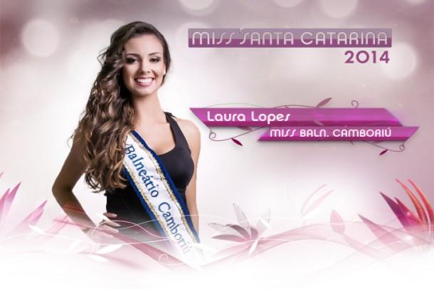 Miss Balneario Camboriu 2014