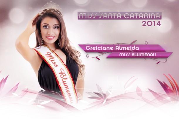 Miss Blumenau 2014