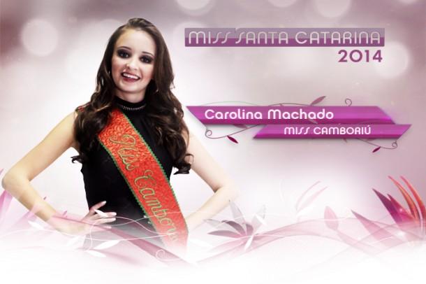 Miss Camboriu 2014