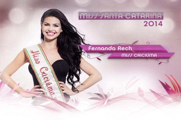 Miss Criciuma 2014