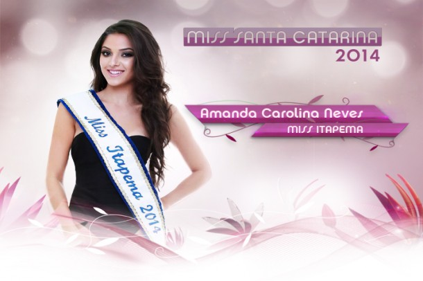 Miss Itapema 2014