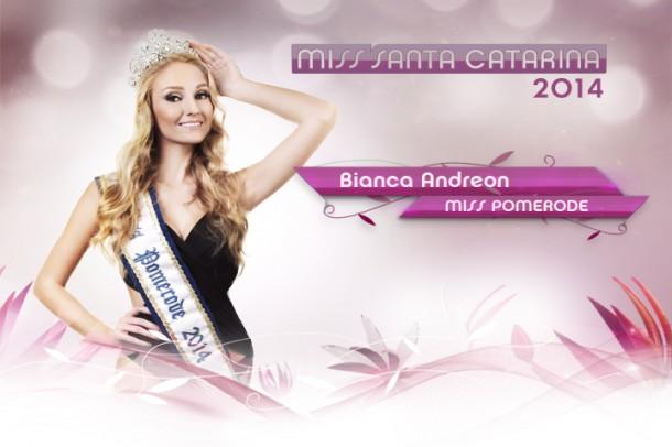 Miss Pomerode 2014