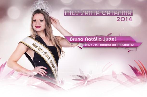 Miss Santo Amaro da Imperatriz 2014